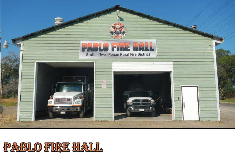 Pablo Fire Hall
