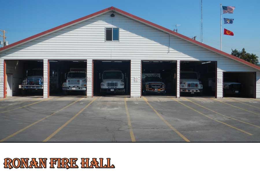 Ronan Fire Hall